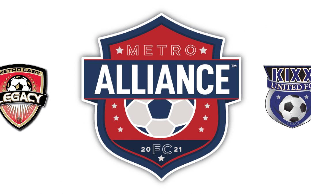 KiXX / Metro East Legacy Merge to Create METRO ALLIANCE